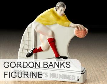 Gordon Banks Figurine