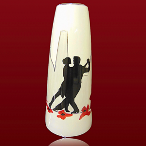 Strictly Stoke vase ltd edition