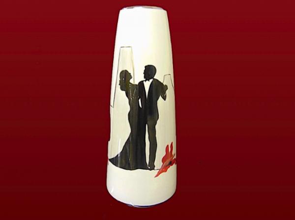 Strictly Stoke vase ltd edition