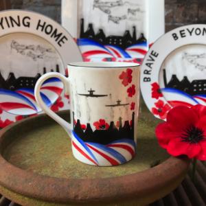 Battle of Britain commemorative mug