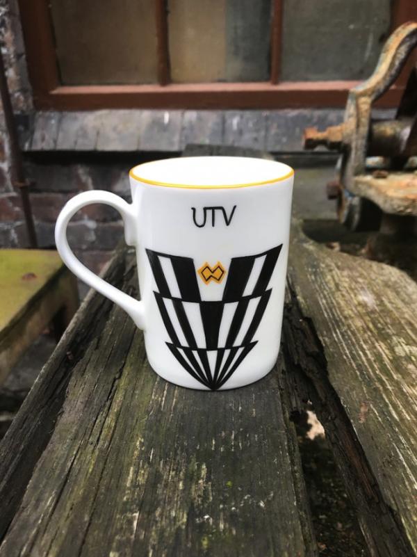 Up the Vale mug