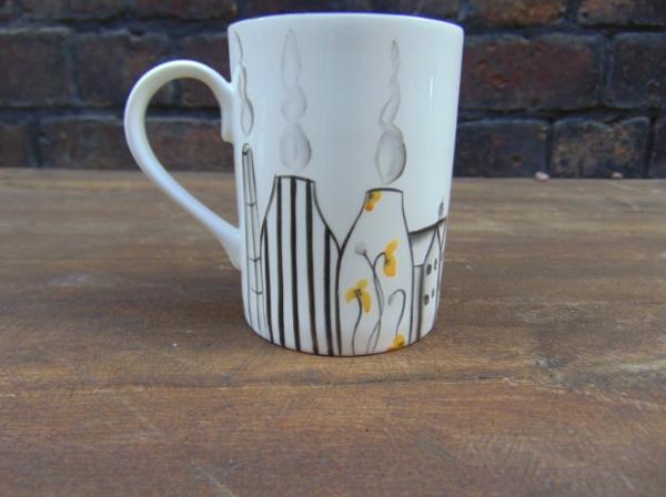 Pride of the Potteries mug