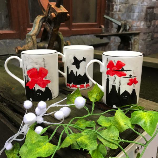 Stoke remembers mug