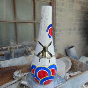 The spitfire vase