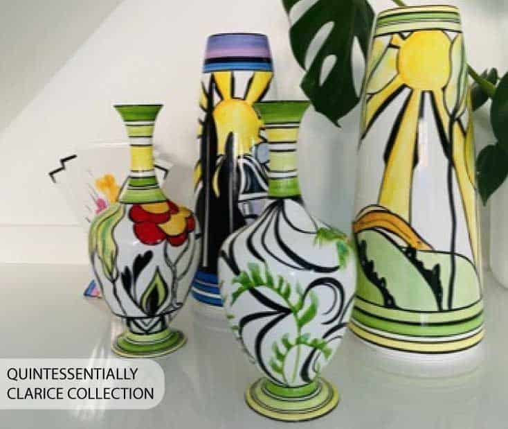 QUINTESSENTIALLY CLARICE COLLECTION